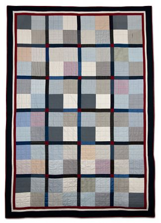 112: Jackson's Quilt by Shirley Clark