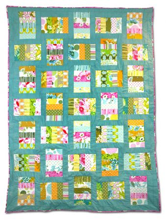 113: Sarah's Quilt by Shirley Clark