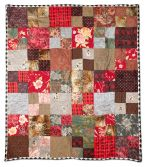 121: Company Quilt by Renee Kane Fields