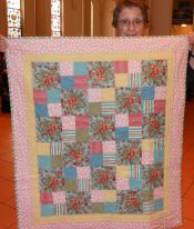 Peggy McGeary-Baby Quilt