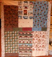 Karen Sternberg-Finished Anonymously Donated Charity Quilt