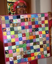 Pauline Frederick-Paula's Doll Quilt