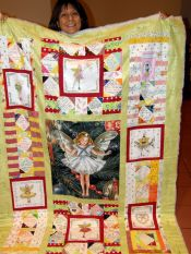 Rossanna Wells-Get Well Quilt