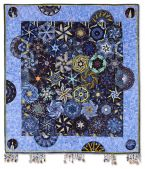 Best Use of Beads and/or Embellishments - Viewer's Choice - 2nd place: Art Quilt