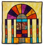 301: Cathedral Window by Lynette V. Baker