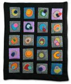 346: Penny Quilt Revised by Marilyn Lutzker