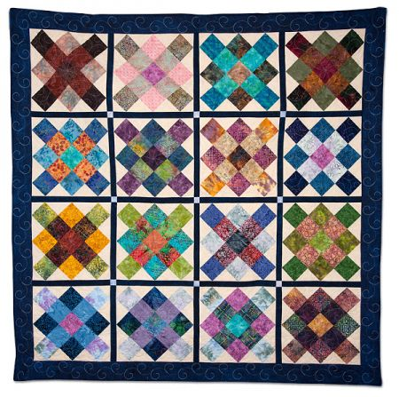 599: Batik Beauties by Joanne Downes
