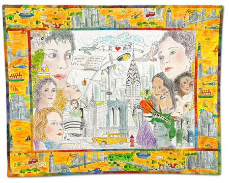 651: The Beauties of New York by Benedicte Caneill
