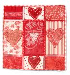 804: Frankly Scarlet, I Love Your Quilt! by Lisa Belle
