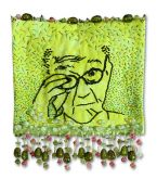 829: Bubblicious: Alan Greenspan Repents in Spring Green by Debra J. Levin