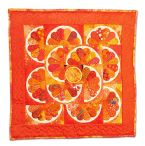 839: Orange Slices by Diane Rode Schneck