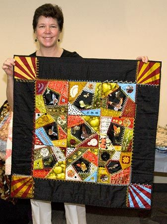 Doylestown Crazy Quilt