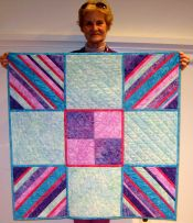 Mary Butler-Beginner Quilt