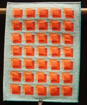 "Betsy Vinegrad - ""Share and Share Alike"" (Miniature Quilts)"