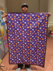 Patricia L. Jones - small blanket for charity