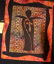 "Diane Larrier Collier - ""Say Amen, Somebody"" (Small Applique)"