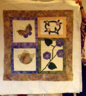 Lisa Kehrle - Applique Sampler