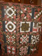 Additional Charity Quilts from April Meeting