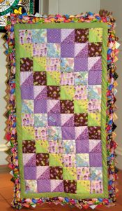 Freida Hoyett-Quilt going to Japan