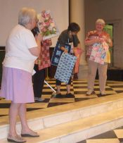 Marilyn Korn & Lee Ebs - Doll Quilts for Charity
