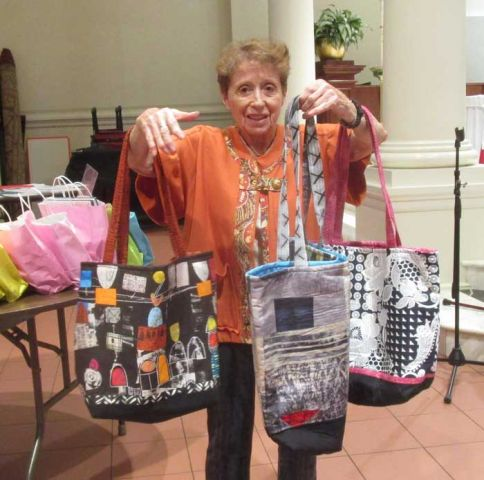 Peggy McGeary - Tote Bags