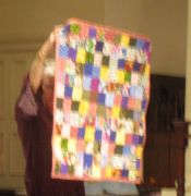 Peggy McGeary - Block Quilt