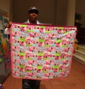 Patricia L. Jones - small quilt for charity