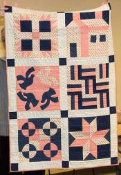 Antique Quilt #1