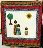 Ndebele Quilt #1