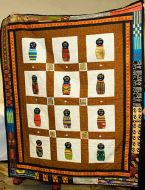 Ndebele Quilt #2