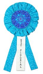 Best Pictorial Quilt Ribbon