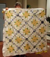 Claire Surovell - Star Quilt
