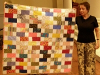 Peggy McGeary-Scrap Quilt