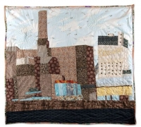 354: Domino Sugar Factory by Marybeth Berlemann
