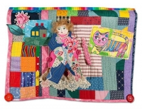 808: Carnation Pink Playtime by Judith Hoffman Corwin