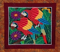 South American Needlework