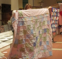 Charity Quilt - Pastel