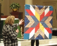 Karen Baskett - Star Quilt