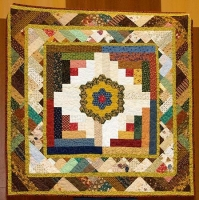 Log Cabin Block Exchange