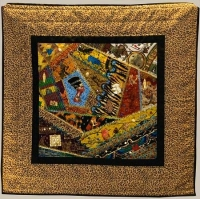 Nefertiti Crazy Quilt