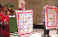 Claire Surovell - Charity Quilts