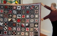 Mindy Wexler Marks-For Daniel, based on Elm Creek Quilt book blocks