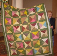 Mary Ferry - Charity Quilt Top
