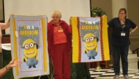 Minion Charity Quilts