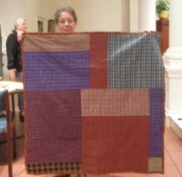 Peggy McGeary - Charity Quilt
