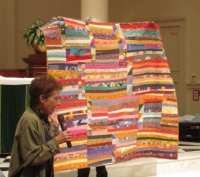Peggy McGeary - Strip Quilt