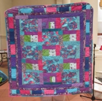 Purple Charity Quilt