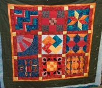 Unifinished Sampler