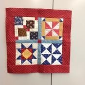 Practice Makes Perfect:  A 4 block Sampler Quilt with Diane Rode Schneck
