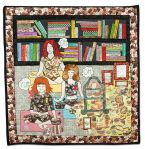 3rd Prize - Pictorial, Hand Quilted, Small